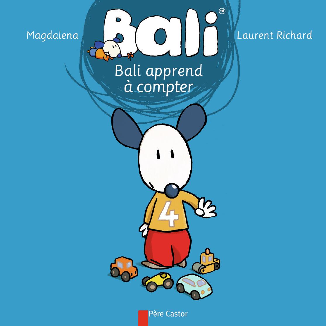 BALI APPREND A COMPTER