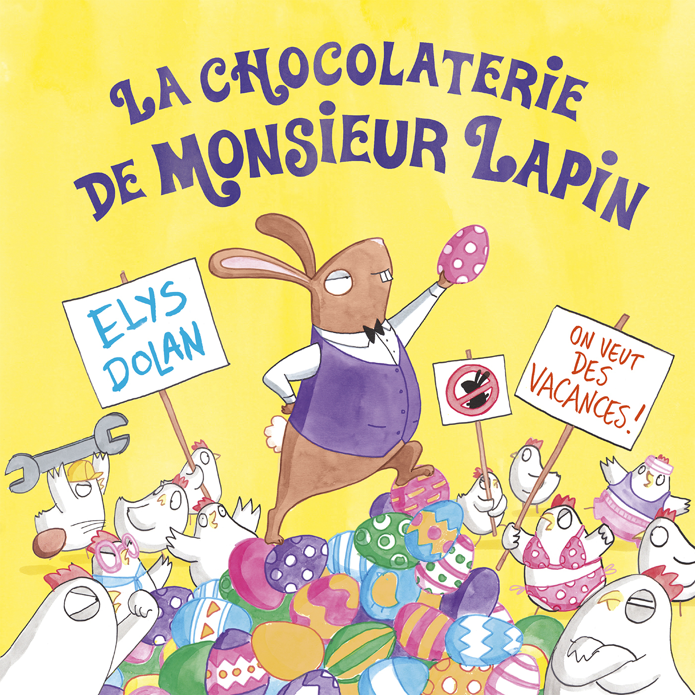 CHOCOLATERIE DE MONSIEUR LAPIN