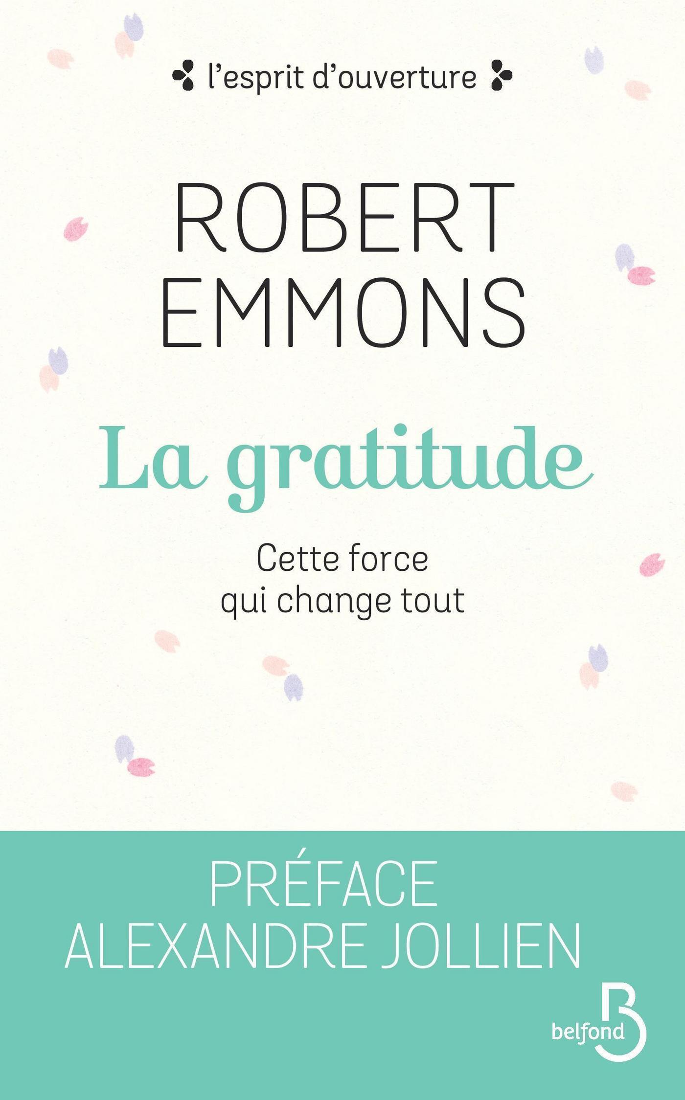La Gratitude (N. éd.)