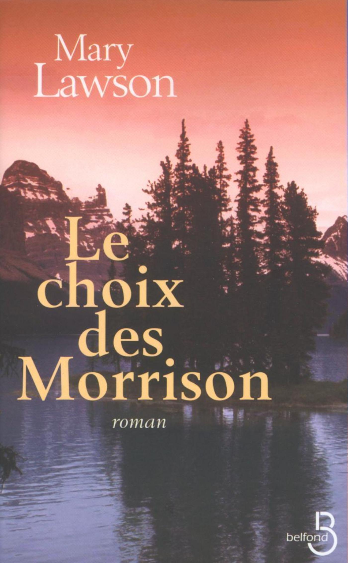 Le choix des Morrison