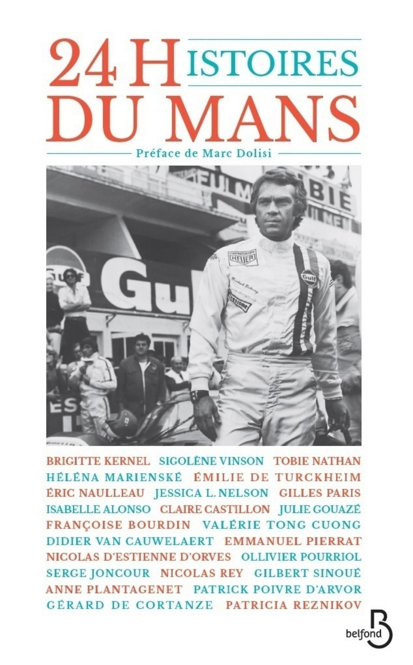 24 Histoires du Mans