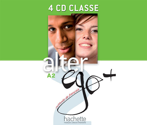 ALTER EGO + 2 : CD AUDIO CLASSE