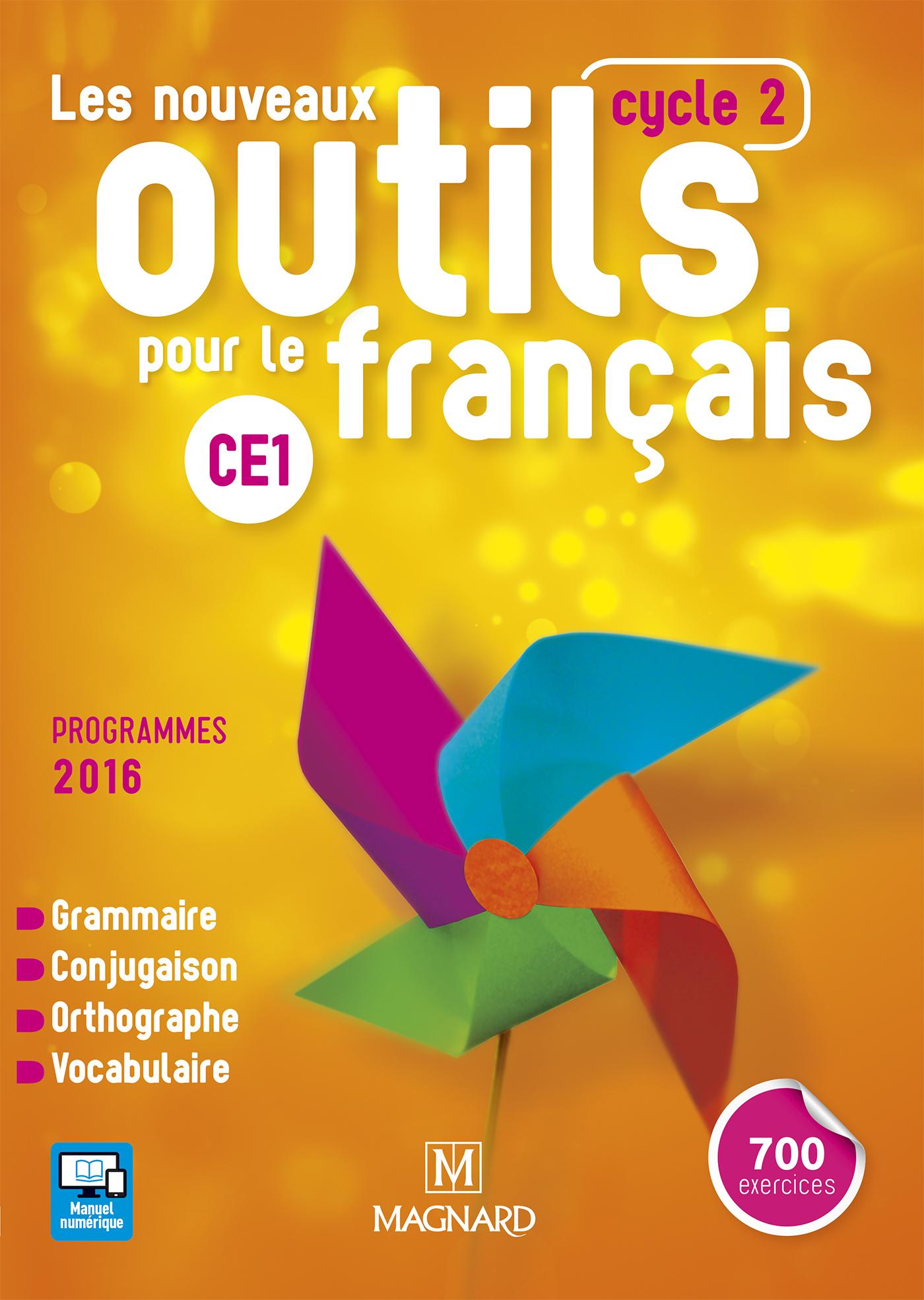 NOUVEAUX OUTILS POUR LE FRANCAIS CE1 ELEVE (LES)