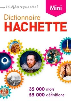 MINI DICTIONNAIRE HACHETTE FRANCAIS