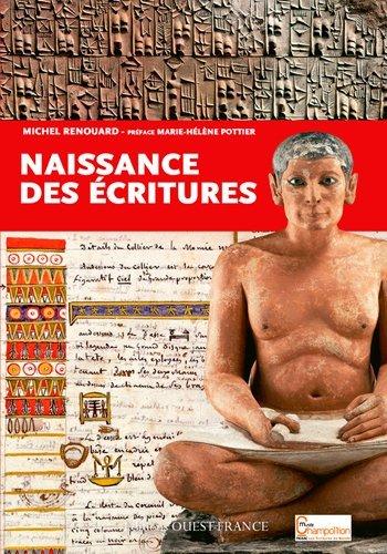 NAISSANCE DES ECRITURES