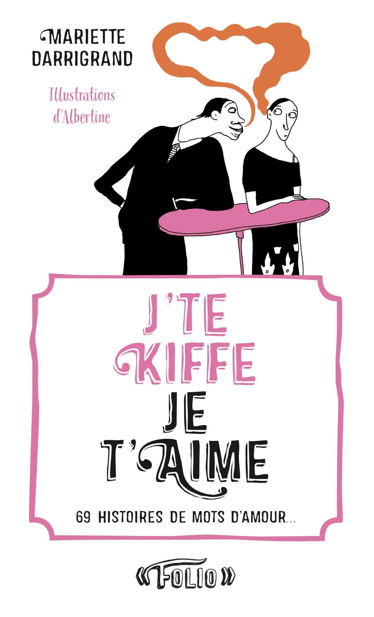 J'TE KIFFE / JE T'AIME