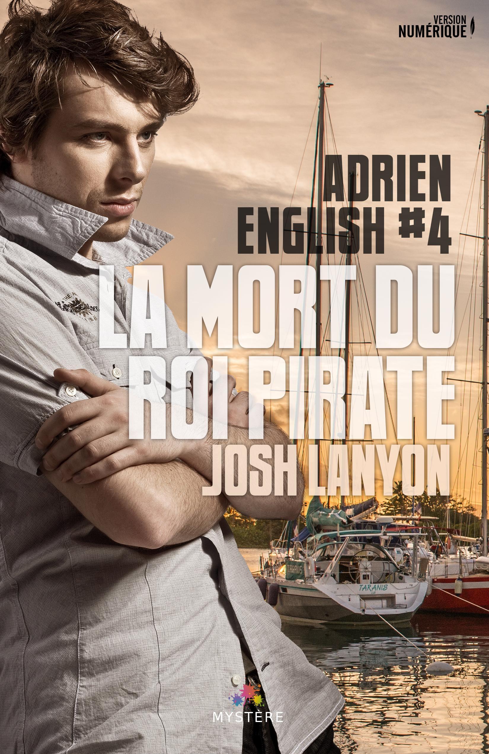 La mort du roi pirate, ADRIEN ENGLISH, T4