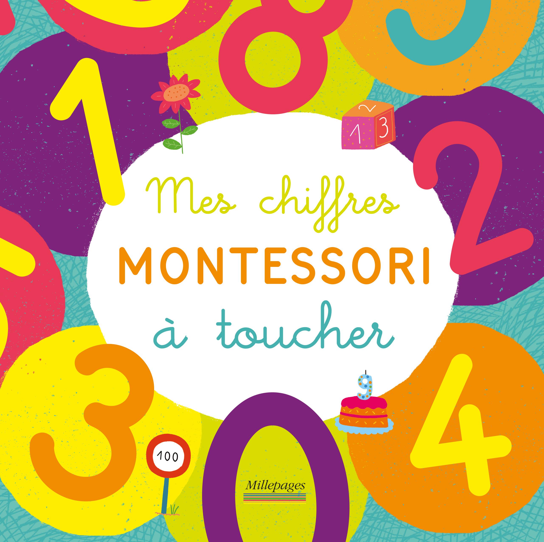 CHIFFRES MONTESSORI A TOUCHER (MES)