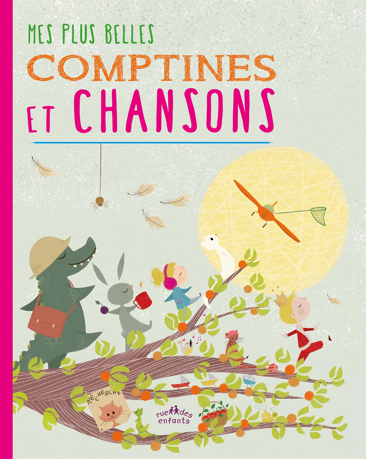PLUS BELLES COMPTINES ET CHANSONS (MES)