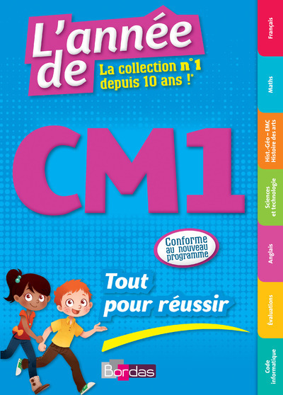 L'ANNEE DE CM1