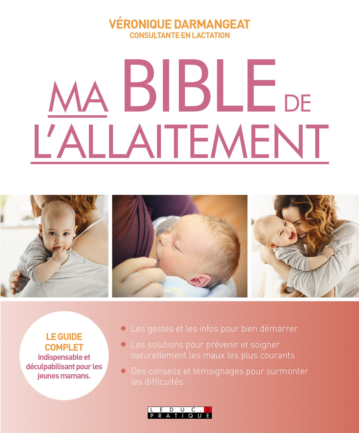 Ma bible de l'allaitement