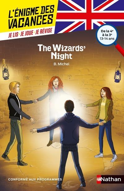 THE WIZARDS NIGHT 4E-3E ANGLAIS