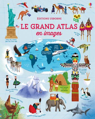 LE GRAND ATLAS EN IMAGES
