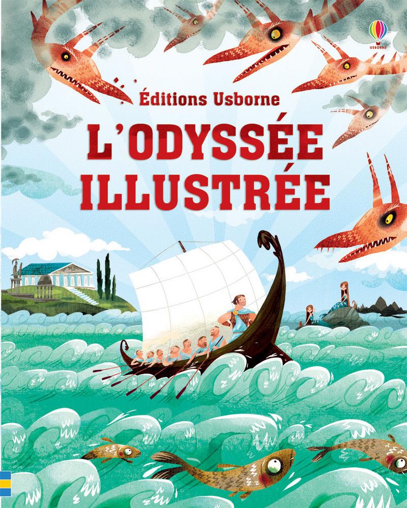 L'ODYSSEE ILLUSTREE