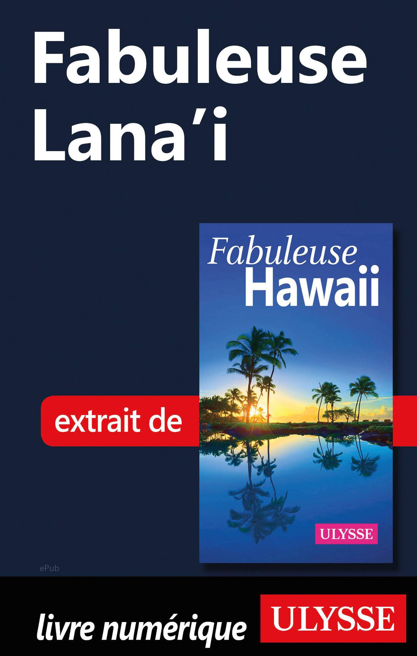 Fabuleuse Lana'i