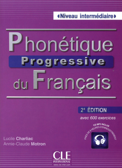PHONETIQUE PROGR.INTER.+CD 2ED