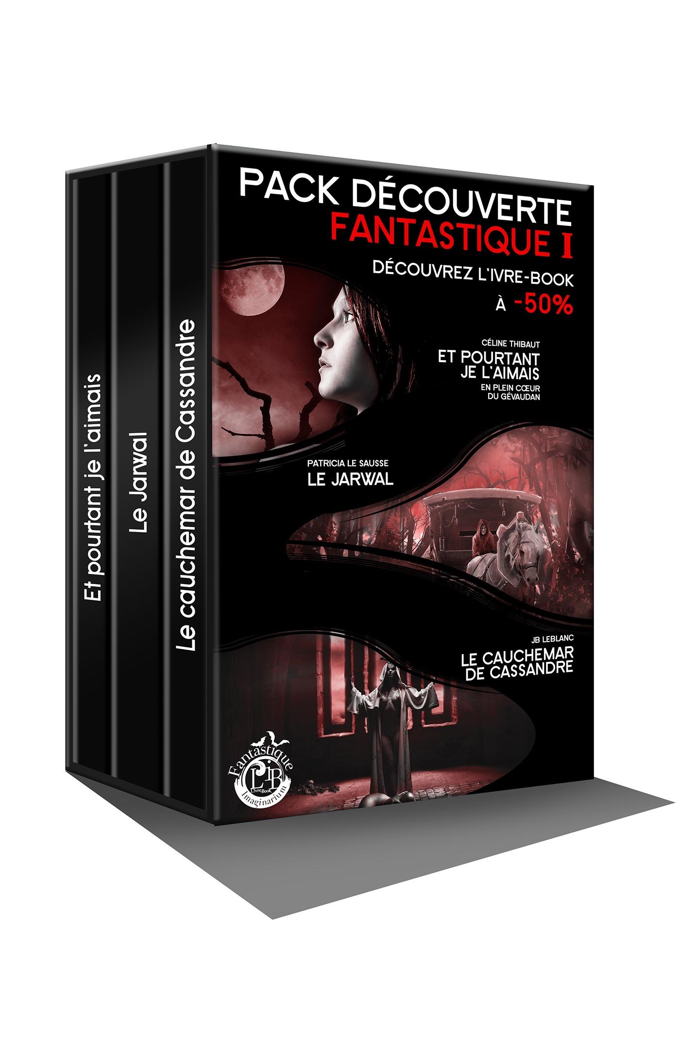 Pack Découverte Fantastique 1