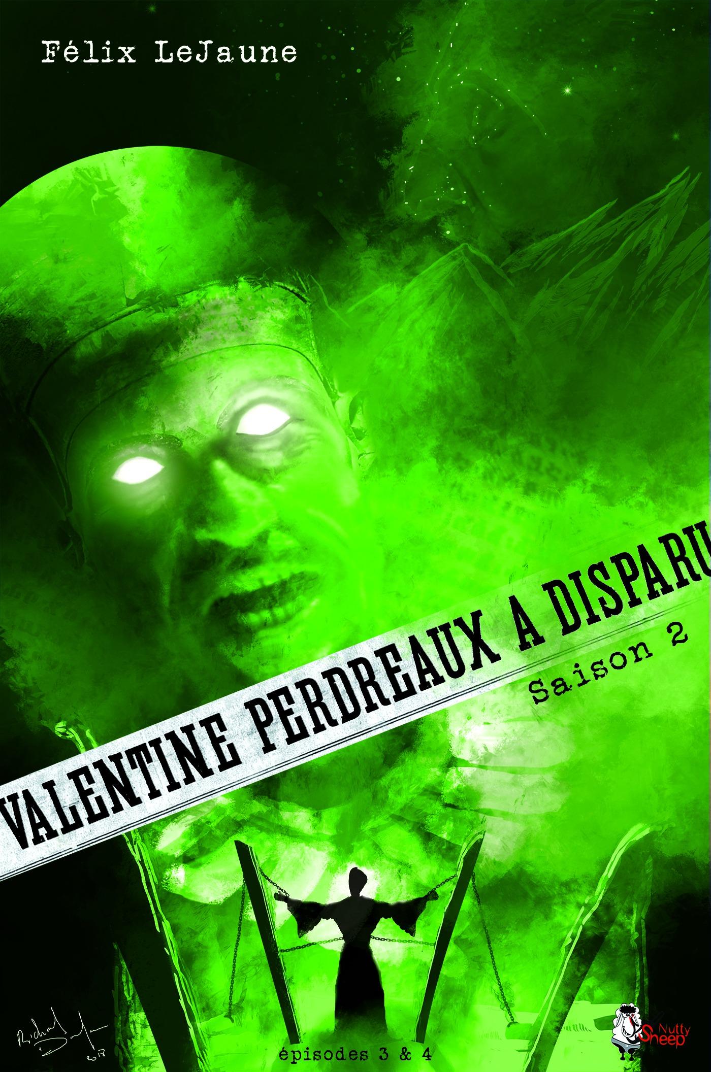 Valentine Perdreaux a disparu, Saison 2 : Épisodes 3 et 4