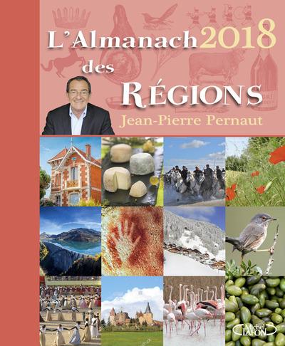 L'ALMANACH DES REGIONS 2018