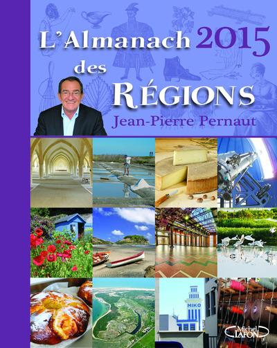 L'ALMANACH DES REGIONS 2015