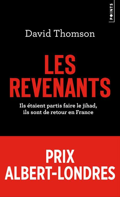 LES REVENANTS - ILS ETAIENT PARTIS FAIRE LE JIHAD,ILS SONT DE RETOUR EN FRANCE