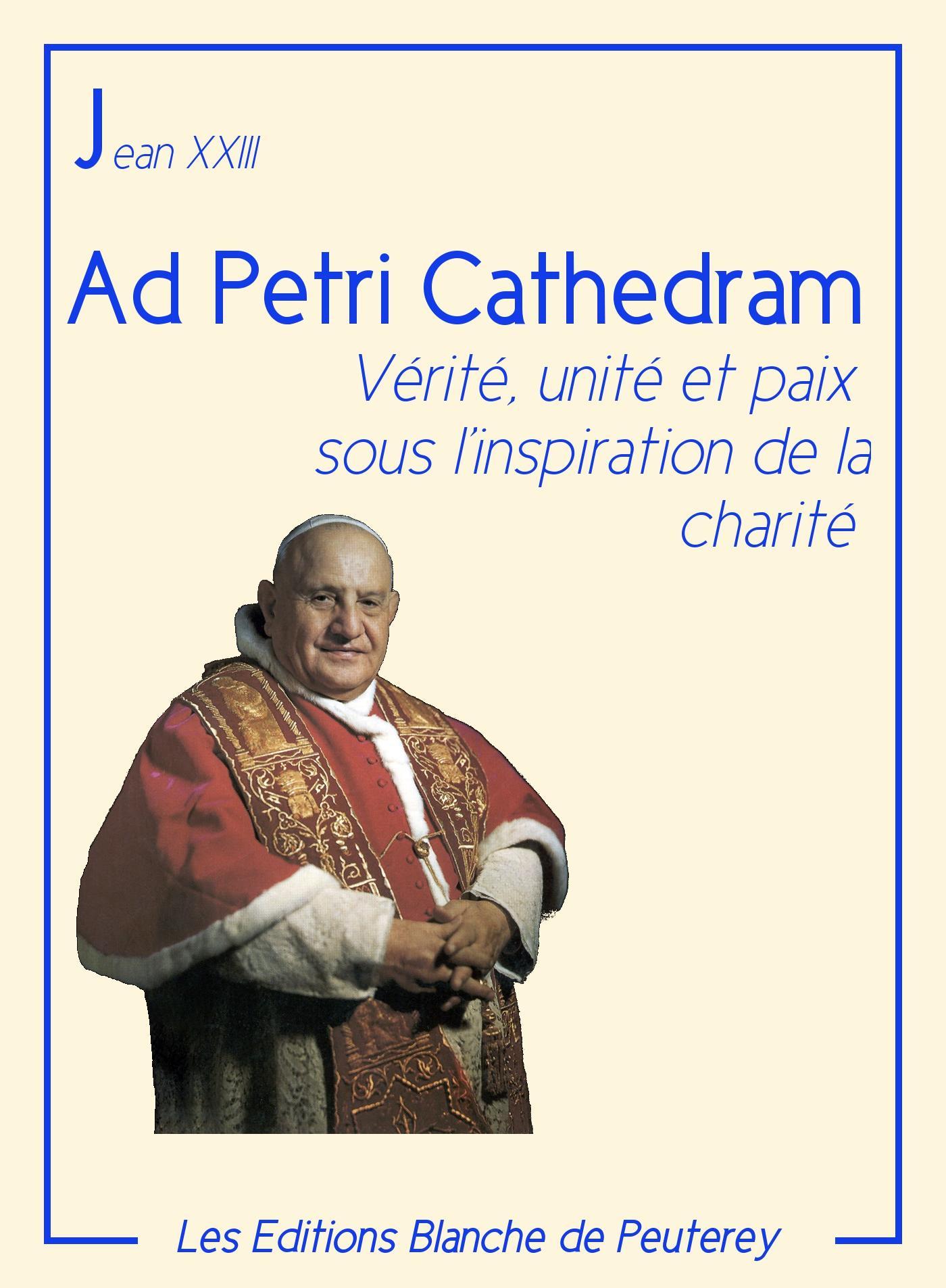 Ad Petri cathedram