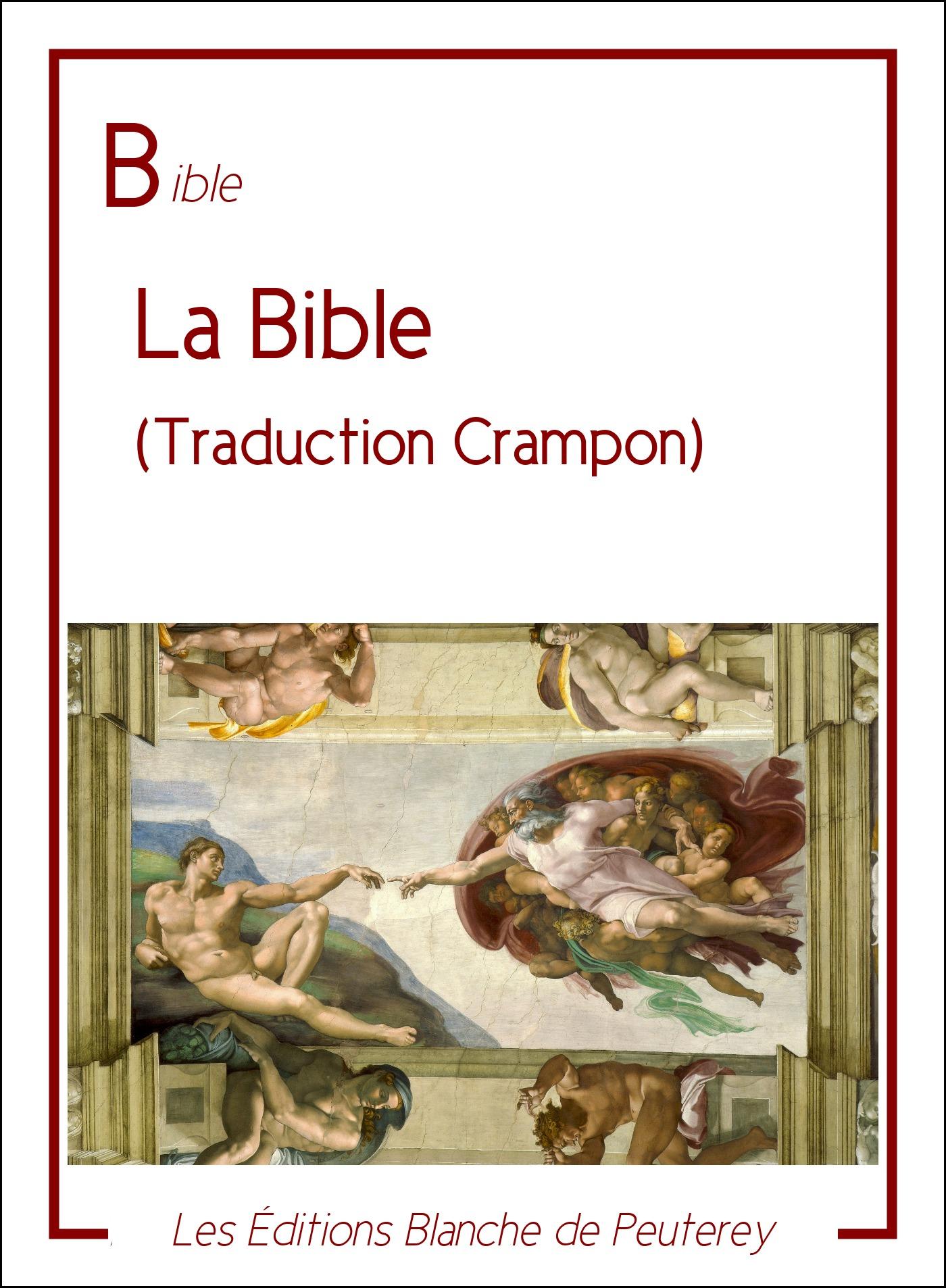 La Bible (traduction Crampon)