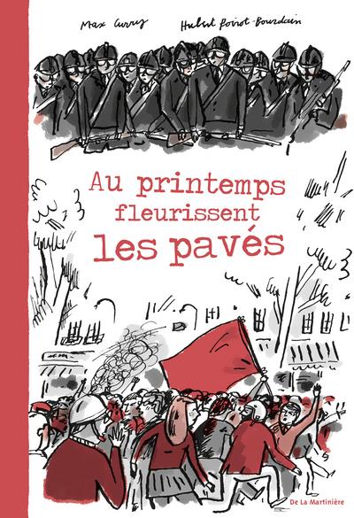 AU PRINTEMPS FLEURISSENT LES PAVES