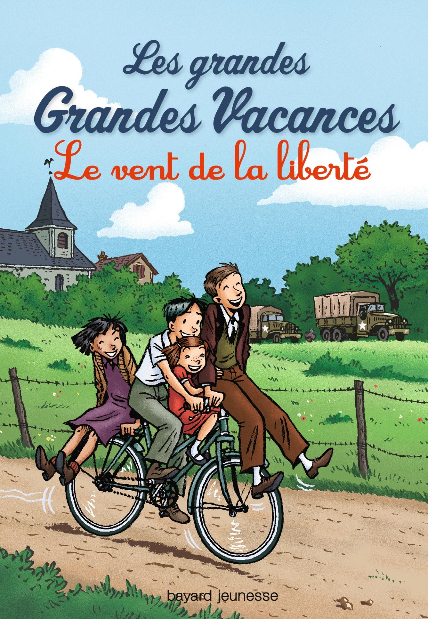 LES GRANDES GRANDES VACANCES, TOME 04
