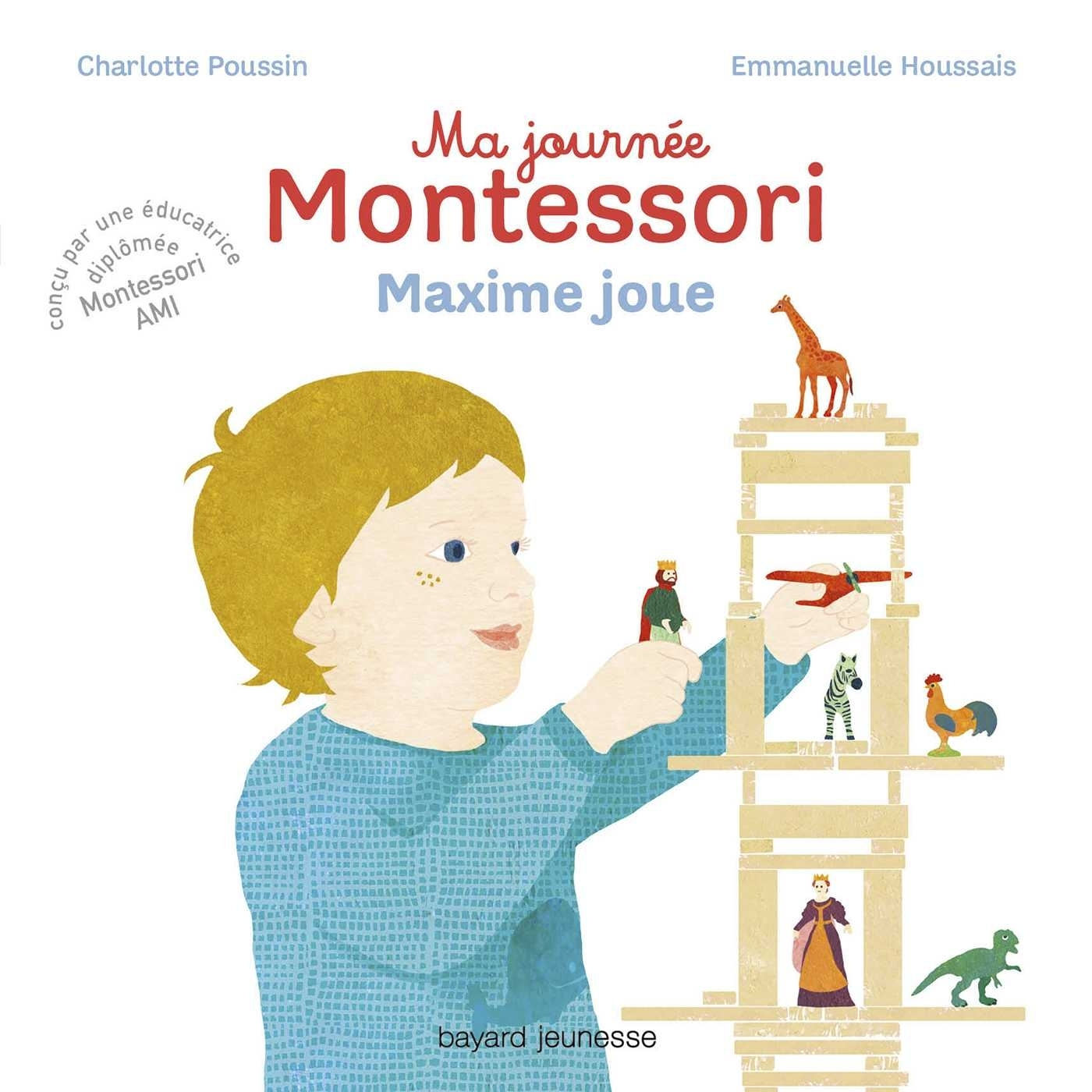 MA JOURNEE MONTESSORI, TOME 06