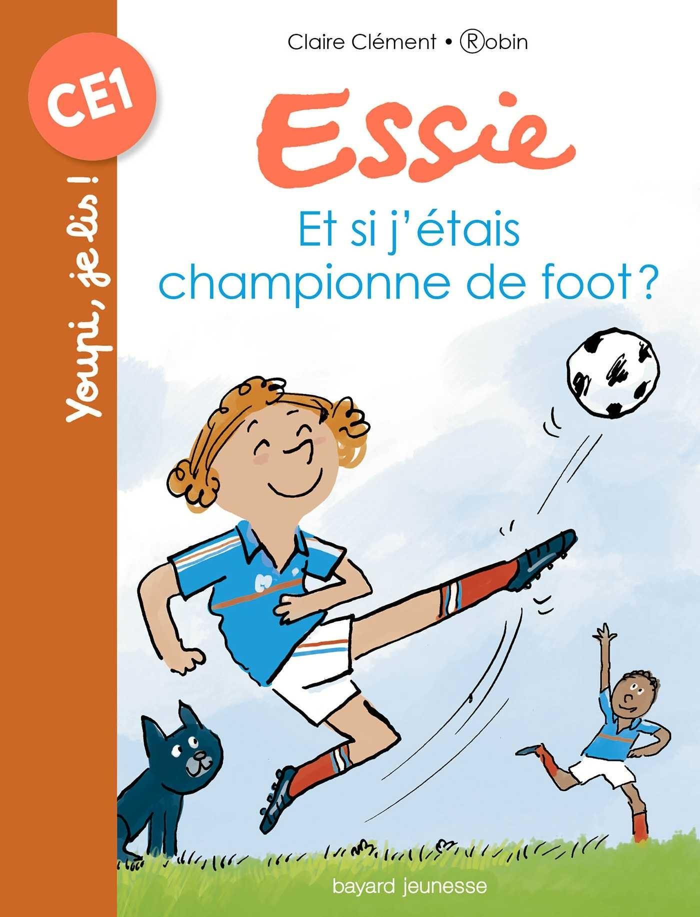 ET SI J'ETAIS CHAMPIONNE DE FOOT ?