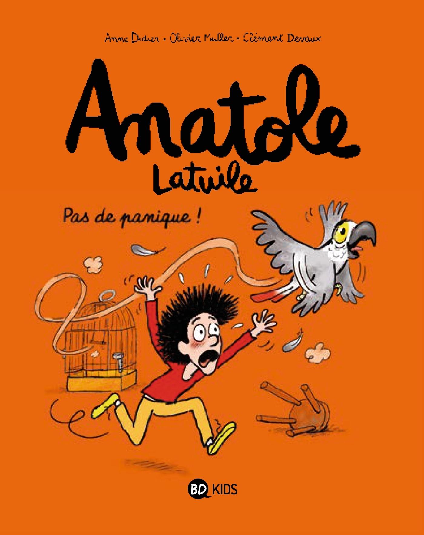 ANATOLE LATUILE, TOME 06