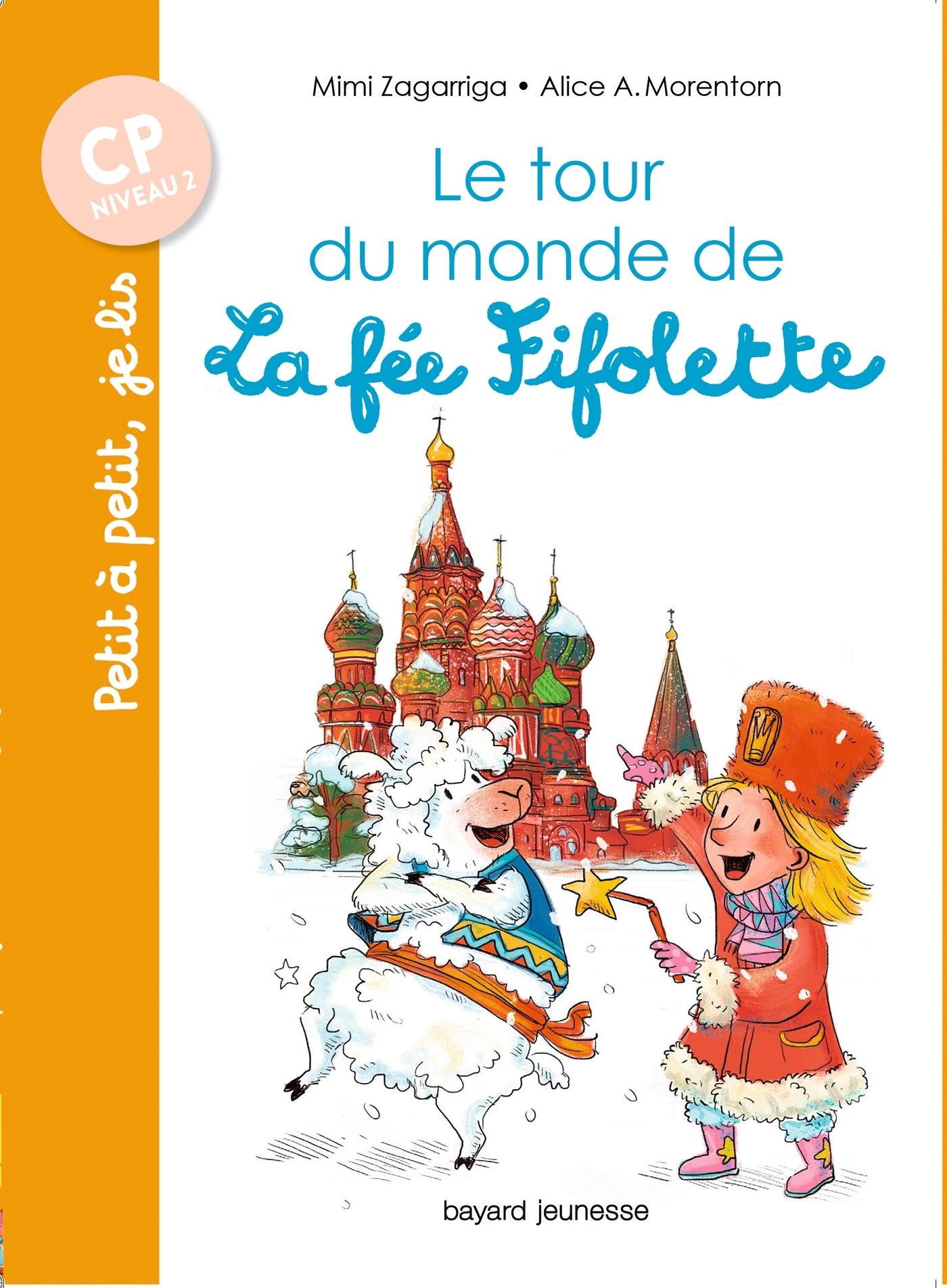 LE TOUR DU MONDE DE LA FEE FIFOLETTE