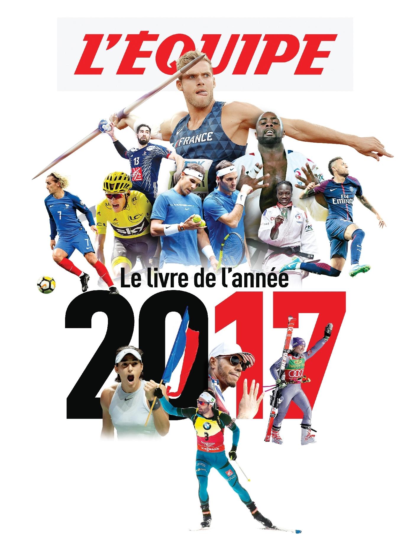 LE LIVRE DE L'ANNEE 2017