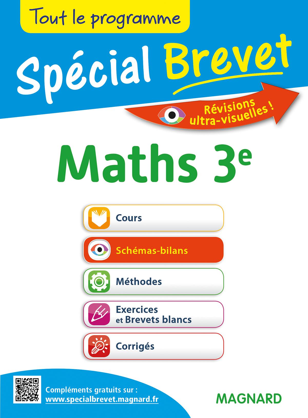 SPECIAL BREVET MATHS 3E