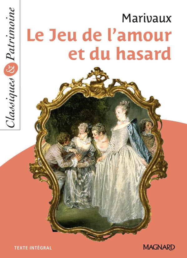 N.16 LE JEU DE L'AMOUR ET DU HASARD