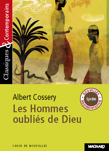 70 / HOMMES OUBLIES DE DIEU (LES) ALBERT COSSERY