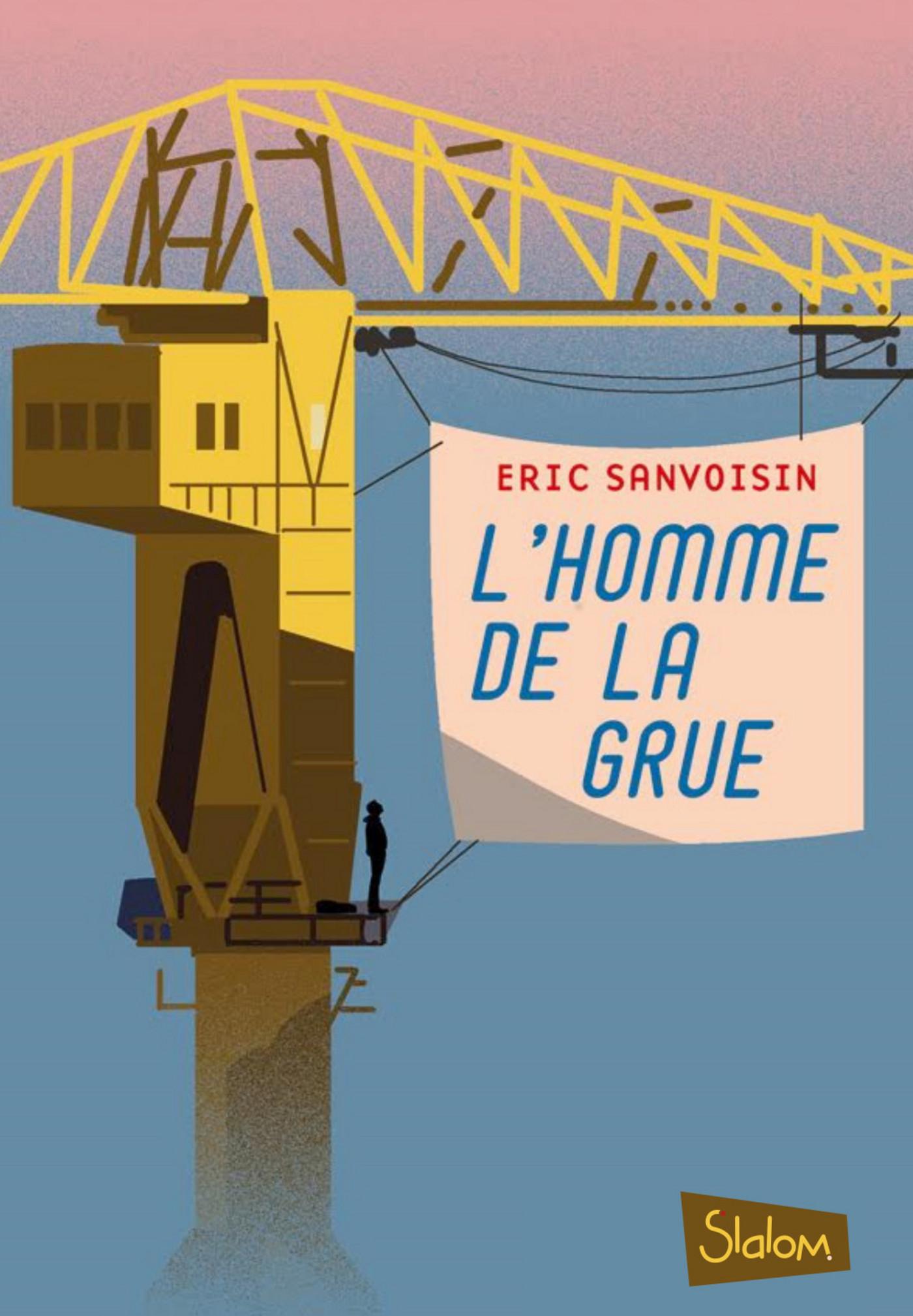 L'HOMME DE LA GRUE