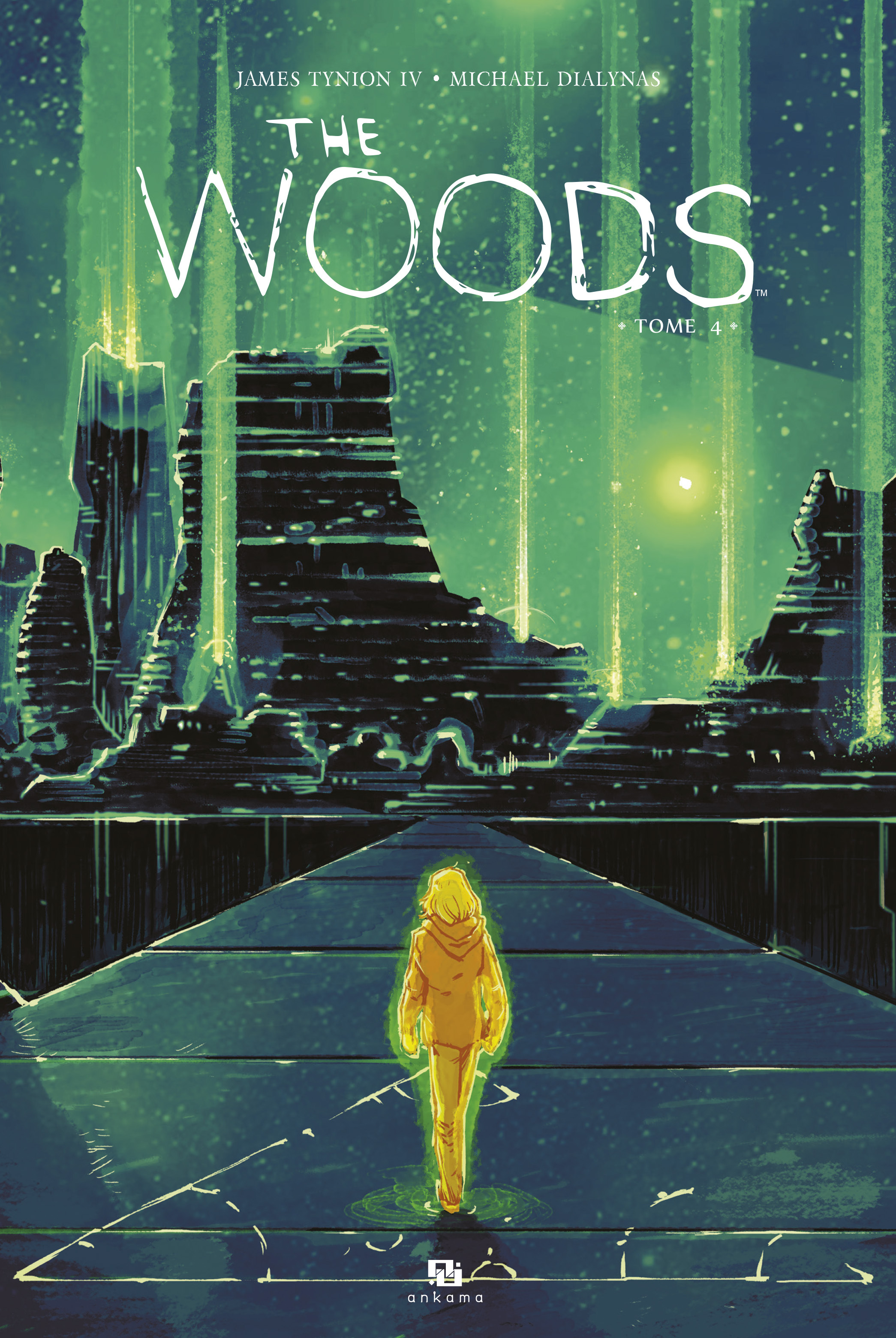 THE WOODS T04