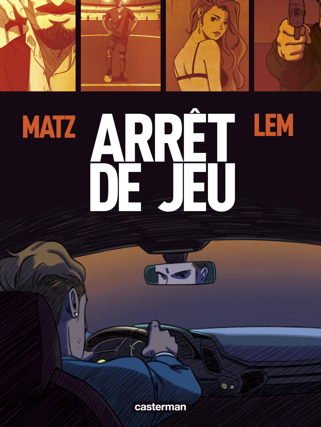 ARRET DE JEU