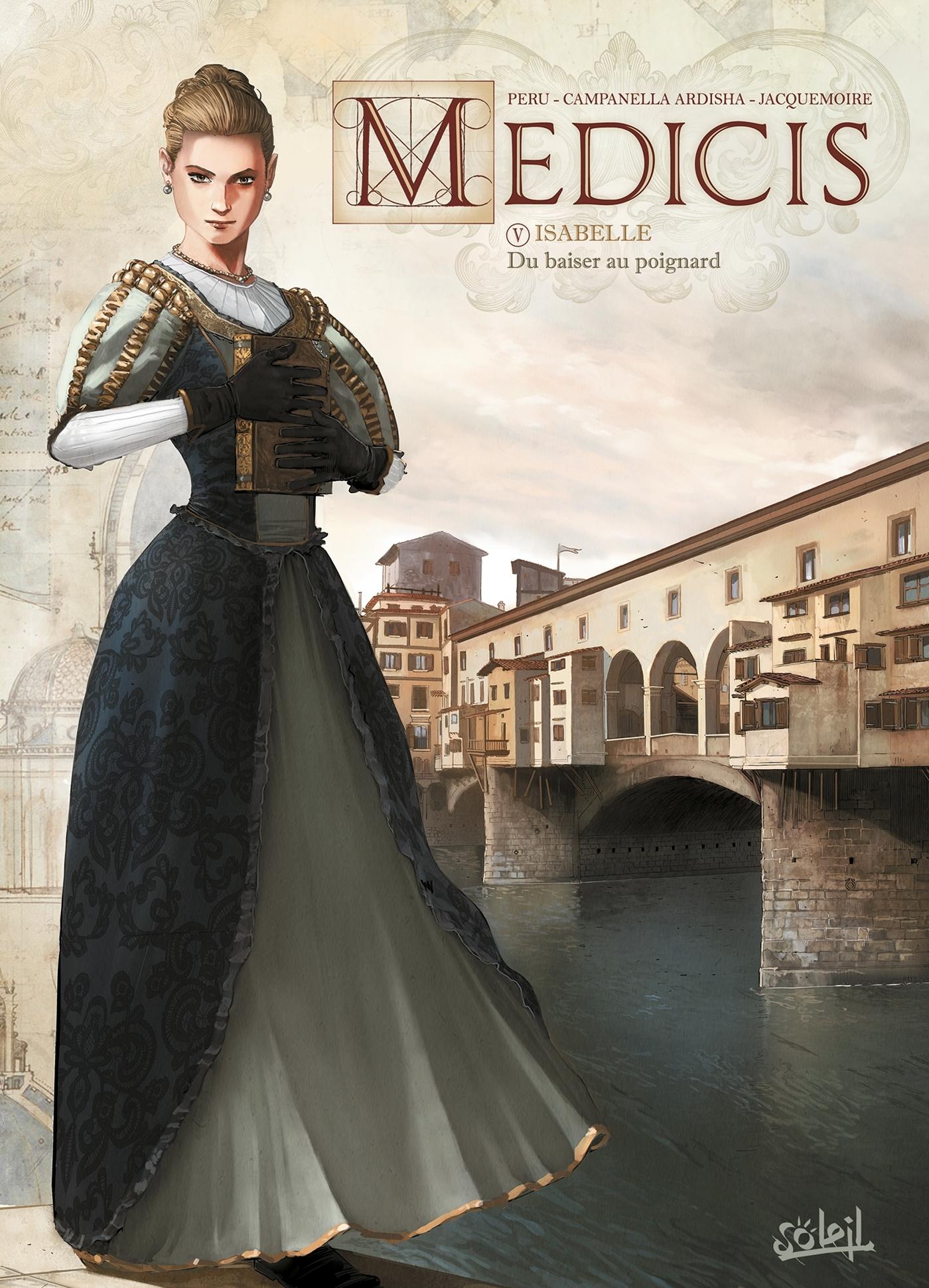 MEDICIS 05 - ISABELLE - DU BAISER AU POIGNARD