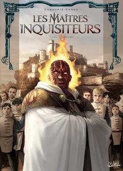 MAITRES INQUISITEURS T07