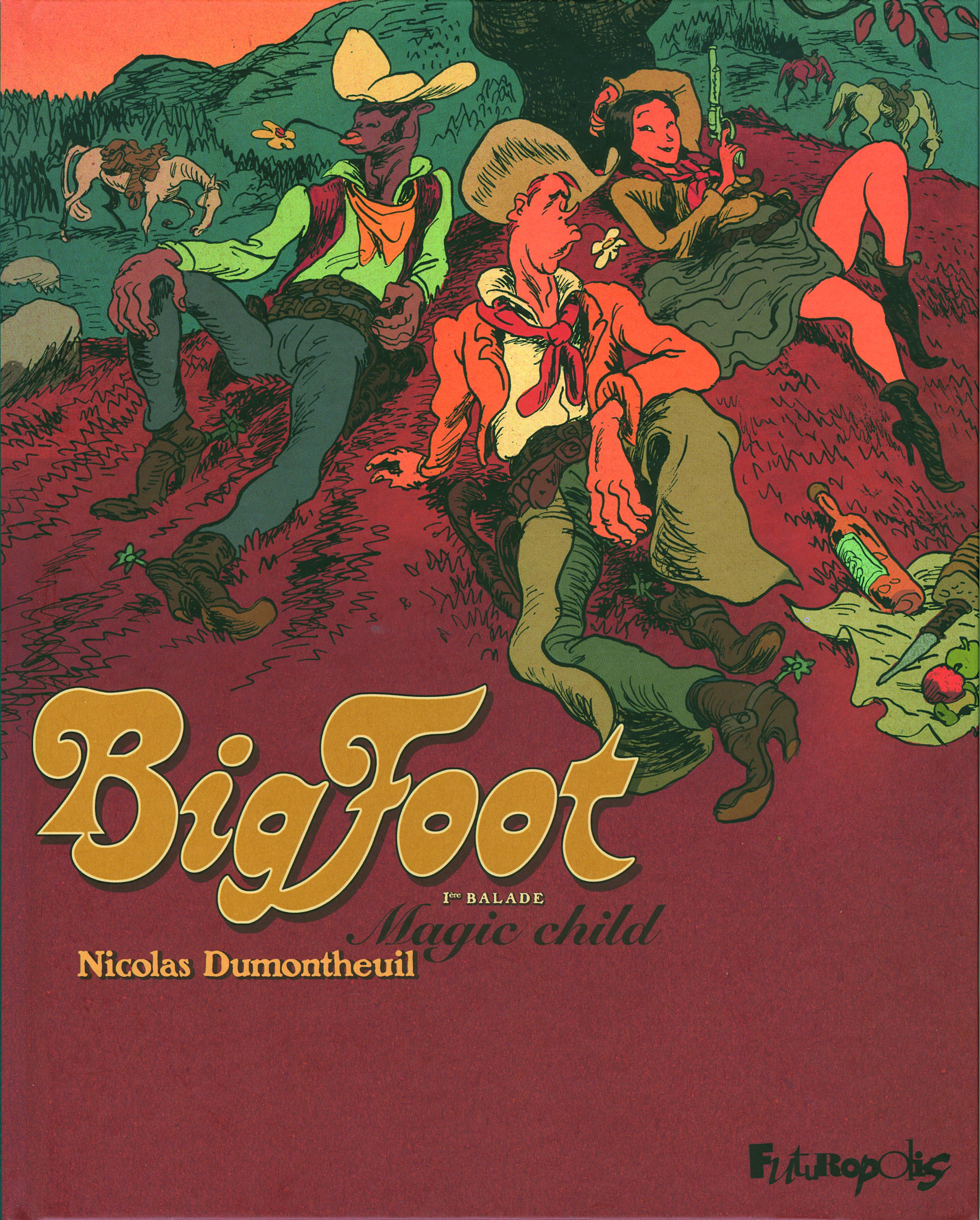 BIG FOOT T1
