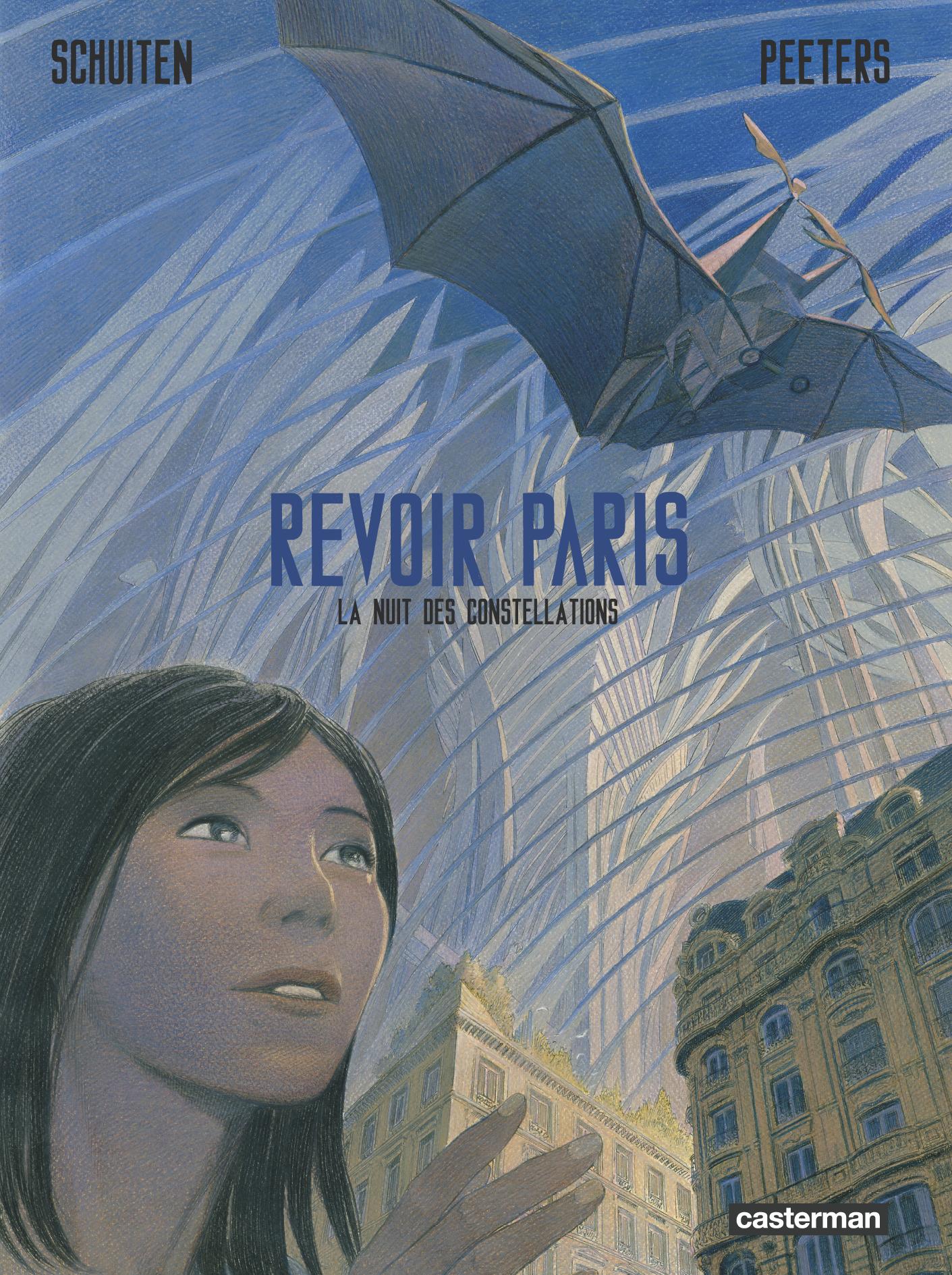 REVOIR PARIS T2 - LA NUIT DES CONSTELLAT