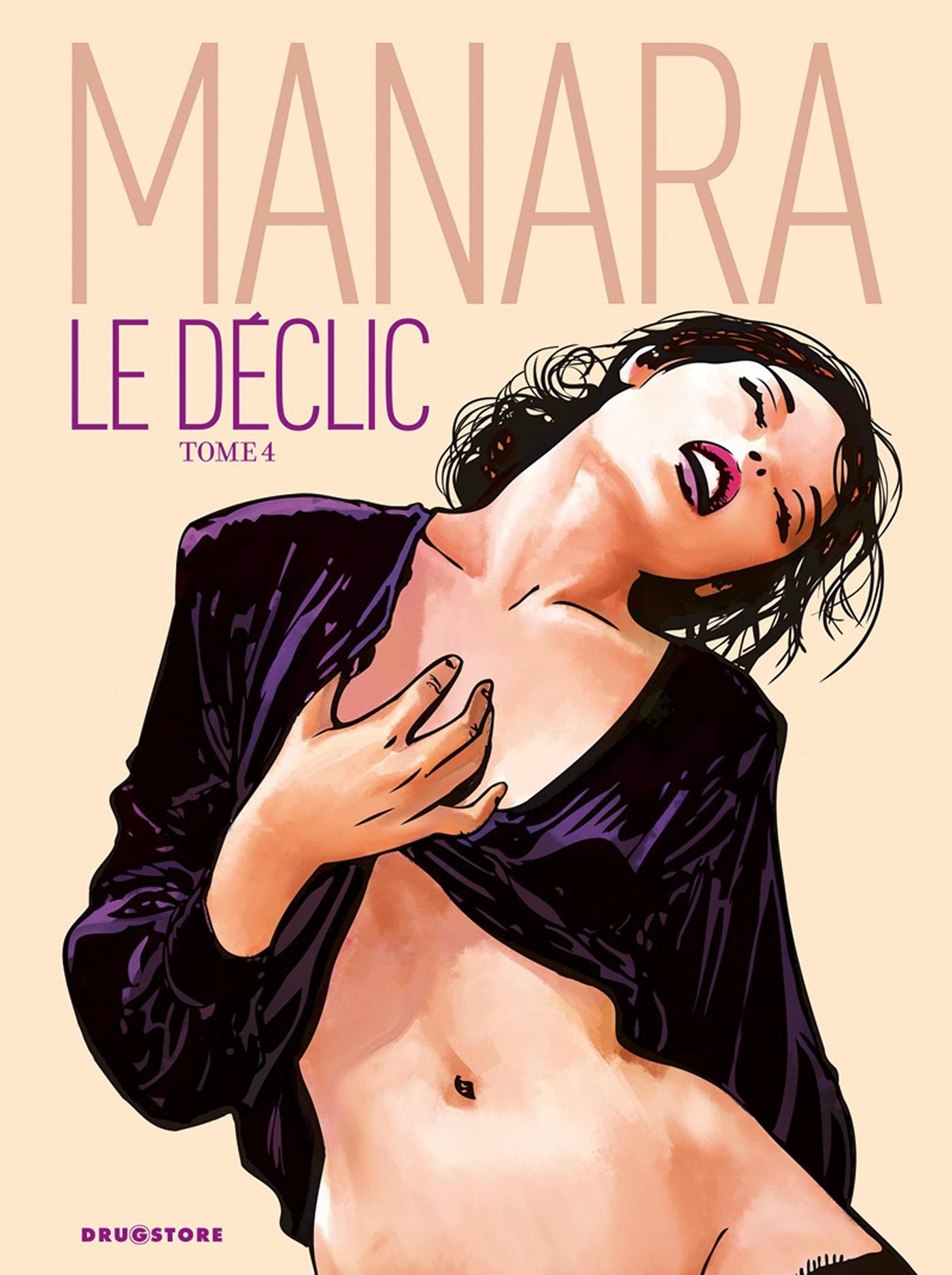 LE DECLIC - TOME 04 - NE COULEUR
