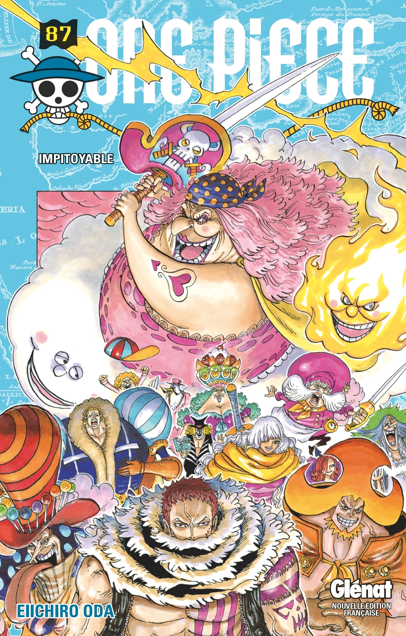 ONE PIECE - EDITION ORIGINALE - TOME 87 - SANS PITIE