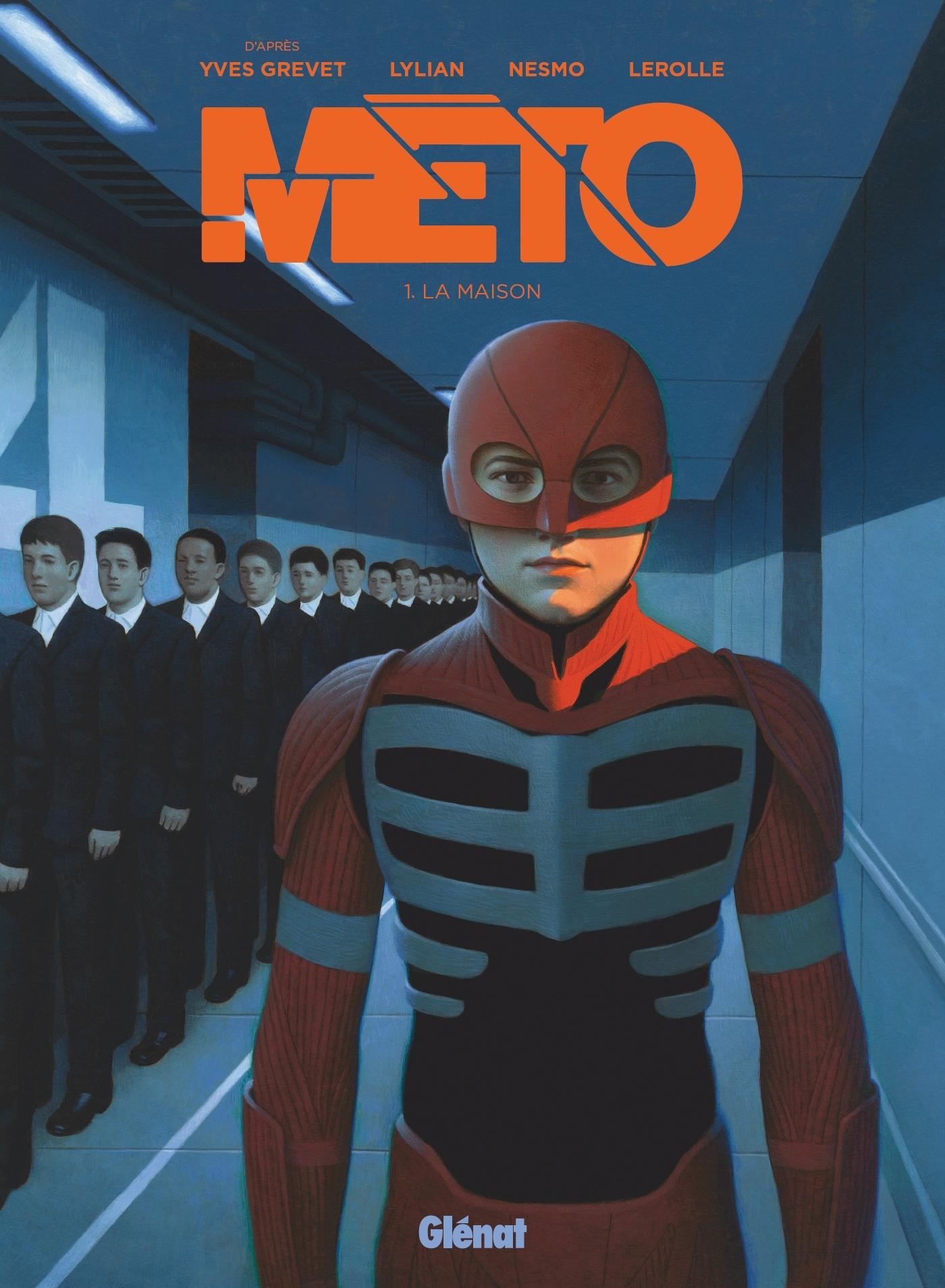 METO - TOME 01 - LA MAISON