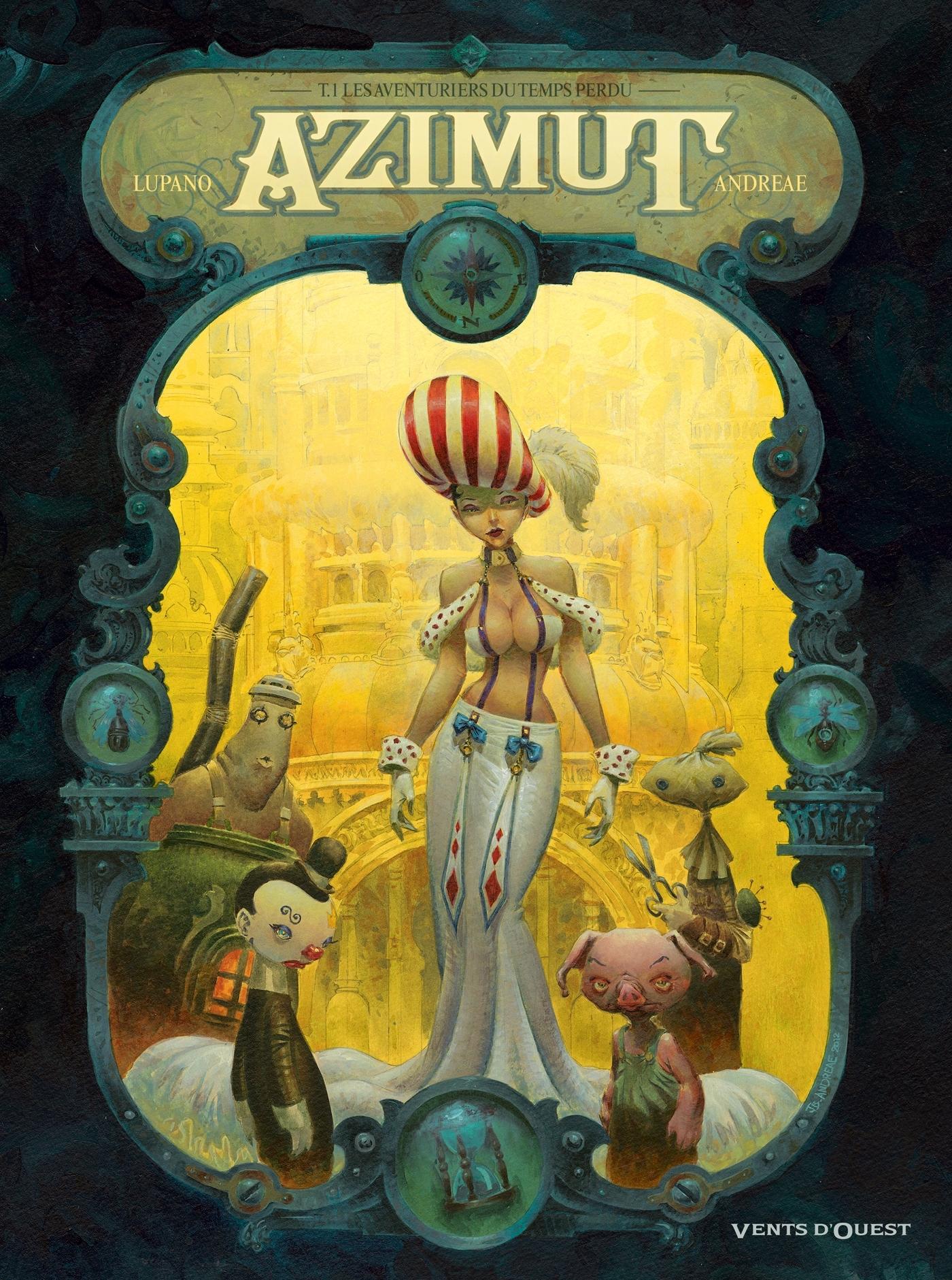 AZIMUT - TOME 01