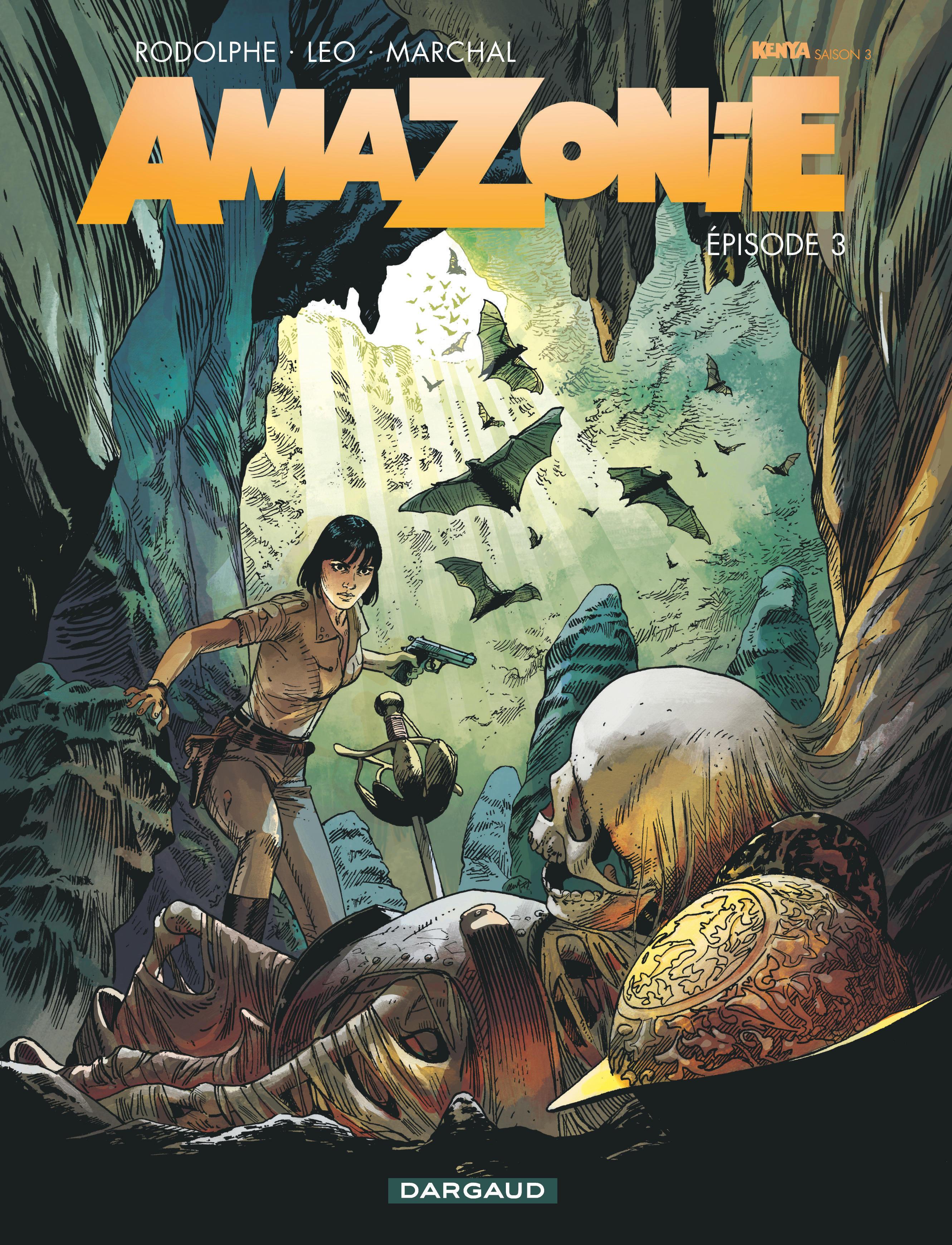 AMAZONIE TOME 3 - AMAZONIE - TOME 3