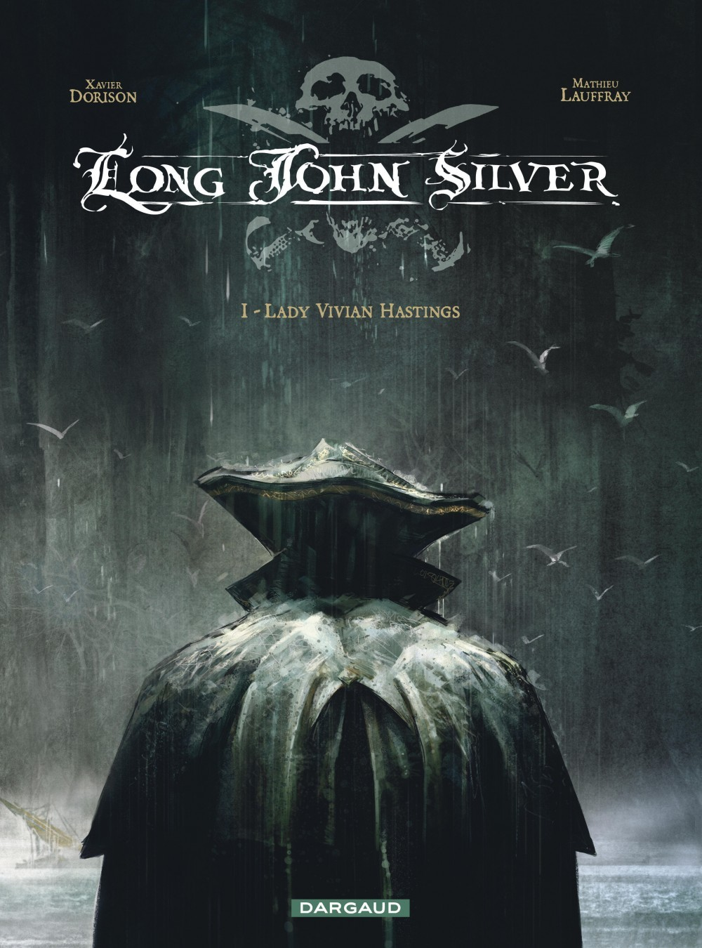 LONG JOHN SILVER - T1 - LADY VIVIAN HASTINGS